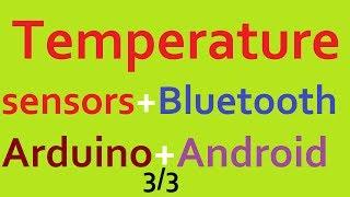 getlinkyoutube.com-ч.3/3 Arduino ANDROID Bluetooth термометр temperature sensors DHT11 thermometer