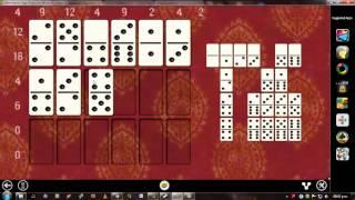 getlinkyoutube.com-Juegos Mentales ( Mind Game , Jogos Mentais ) Android : Dominó 4