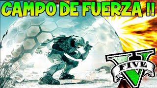 getlinkyoutube.com-¡¡¡ CAOS TOTAL !!! CAMPO DE FUERZA GRAVITACIONAL DE GTA 5 MOD Makiman