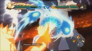 getlinkyoutube.com-Naruto Shippuden Ultimate Ninja Storm Revolution - All Rasengan Jutsu
