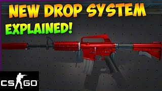 getlinkyoutube.com-CS GO - How to Get Drops After Bloodhound Update! (New CSGO Skins Drop System Explained)