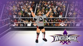 Daniel Bryan vs Triple H, WrestleMania 30 promo- WR3D