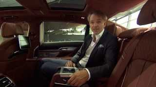 BMW 7 Series Adrian van Hooydonk, BMW's Head of Design
