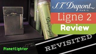 getlinkyoutube.com-S.T. Dupont Ligne 2 Lighter Review Revisited