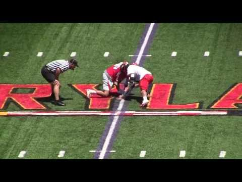 2013 Cornell vs Maryland NCAA 1st Round Complete Game Lacrosse Highlights