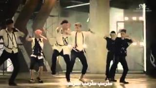 getlinkyoutube.com-Exo growl ترجمه فكاهيه