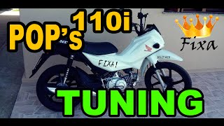 getlinkyoutube.com-Motovlog Eddie da BizEX - C89 POP 'S 110i TUNING