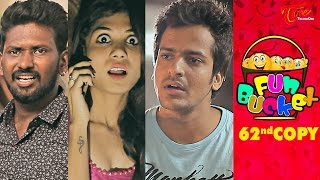 getlinkyoutube.com-Fun Bucket | 62nd Copy | Funny Videos | by Harsha Annavarapu | #TeluguComedyWebSeries