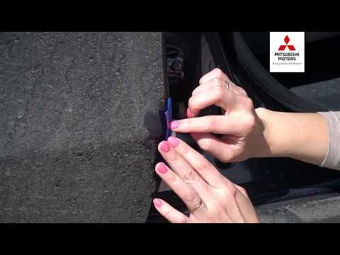 Mitsubishi Pajero Sport брак дверей.