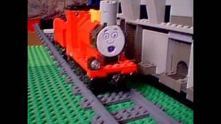 LEGO: Thomas and The Magic Railroad Smelters Yard Scene