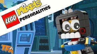 getlinkyoutube.com-(TFAF) LEGO Mixels Series 9 Personalities (EARLY)