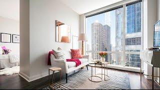 getlinkyoutube.com-One Eleven GoPro Tour | Studio Model Apartment Home | Chicago Apartments