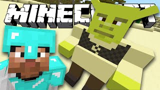 getlinkyoutube.com-ШРЕК КРАФТ- Minecraft (Обзор Мода)