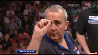 getlinkyoutube.com-Phil Taylor Two 9 darters in one game