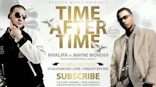 Khalifa (ft. wayne wonder) - Time after time