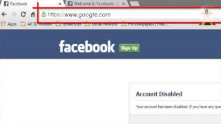 getlinkyoutube.com-How To Enable Facebook Account After Being Disabled 2015 Khadija Productions