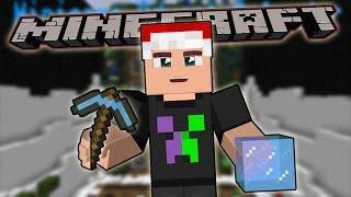 getlinkyoutube.com-Minecraft Tấm Lịch Khổng Lồ - Tập 1: ICE BLOCK ĐẢO BĂNG LƠ LỬNG