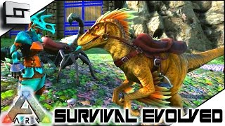 getlinkyoutube.com-ARK: Survival Evolved - PERFECT TAME! NEW RAPTOR! S2E48 ( Gameplay )