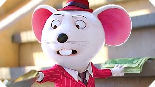 """SING - """"Buster Moon's Show"""" - Movie Clip (Animation, 2016)"""