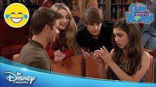 getlinkyoutube.com-Girl Meets World | The Genius Club | Official Disney Channel UK