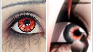 getlinkyoutube.com-Tutorial : Anime Eye Makeup 43 • Karune Calcium -Bacterial Contamination