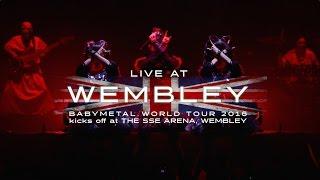 getlinkyoutube.com-BABYMETAL -  LIVE AT WEMBLEY Trailer