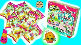 getlinkyoutube.com-Season 6 Chef Club Kitchen Game, Limited Edition DVD Shopkins + Surprise Blind Bags