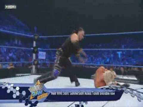Matt Hardy vs. Dolph Ziggler (SmackDown 07 16 2010) Part 1