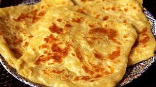 getlinkyoutube.com-Msemmen - Moroccan Pancake Recipe - CookingWithAlia - Episode 173