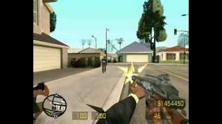 getlinkyoutube.com-GTA SA CLEO MODS-First Person View,PortalGun