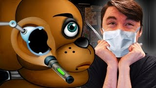 getlinkyoutube.com-BAD FNAF GAMES | Five Nights at Freddy's Ear Doctor