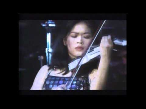 VANESSA MAE - Toccata & Fugue. June 30th 1995 at London's Royal Albert Hall (HD).
