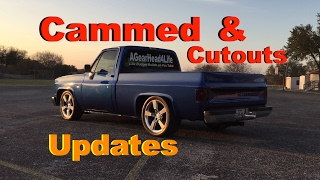 getlinkyoutube.com-Cam Lope 5.3 Square Body Update- C10 with LSx Power- 12 Feb 2017