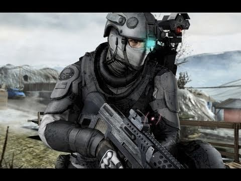 Ghost Recon: Future Soldier - E3 2011: Gameplay Demo