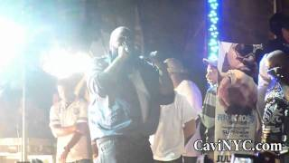 Diddy, Dirty Money, Rick Ross & Red Cafe (Live)