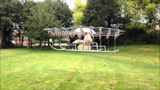 getlinkyoutube.com-The Swarm Manned Aerial Vehicle Multirotor Super Drone Flying