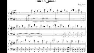 getlinkyoutube.com-Pop'n) [NIENTE] neu (EX ver.) on piano score