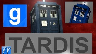getlinkyoutube.com-Garry's Mod - TARDIS MOD