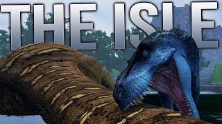 getlinkyoutube.com-The Isle Gameplay - Open World Dinosaur Multiplayer Game! (Gameplay Highlights)