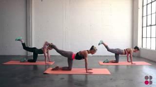 Sweaty Betty Presents the Body by Simone Dance Cardio Workout width=