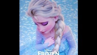 getlinkyoutube.com-Frozen 'Libre soy' Elsa Al reves (Español Latino)