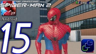 getlinkyoutube.com-The Amazing Spider-Man 2 Android Walkthrough - Part 15 - Episode 4 Defeat the Gang Members