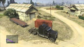 getlinkyoutube.com-GTA V (Trucker BOBs Rampage) PS3 HD