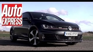 getlinkyoutube.com-Volkswagen Golf GTI vs Golf GTI Performance Pack: are the upgrades worth it?