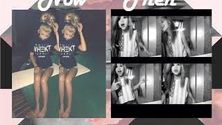 getlinkyoutube.com-♡Yuleema Imaginee Now & Then♡