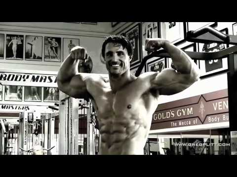 Greg Plitt - GregPlitt.com Members Section Day In The Life and Behind The Scenes Preview