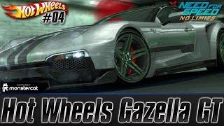 Need For Speed No Limits: Hot Wheels Gazella GT   Fastlane (Chapter 4)