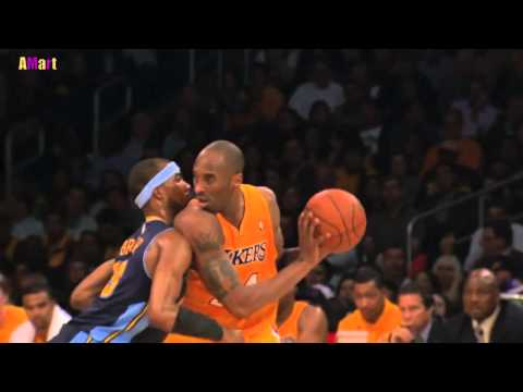 Kobe Bryant Mix - Wonderman