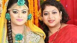 getlinkyoutube.com-Exclusive : Bangladeshi superstar Shabnur in Sahara's Wedding