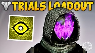 Destiny: MY TRIALS LOADOUT! Favorite Weapons, Exotics & Armor For Trials of Osiris (April Update)
